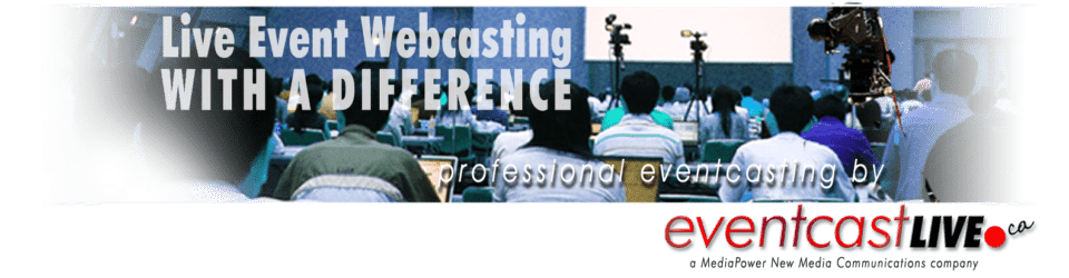 The Live Event Webcasting Blog
